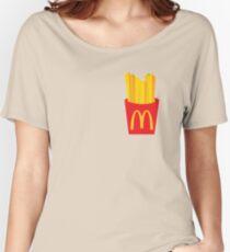 McDonalds Fries Women's Relaxed Fit T-Shirt