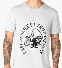 Calimero C'est trop injuste Men's Premium T-Shirt