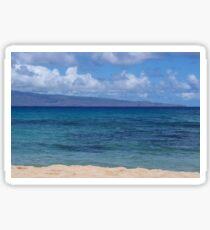 Maui Beach Sticker