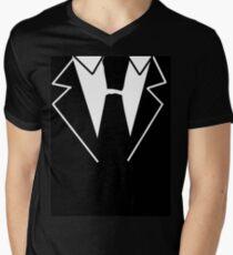 Black Tie Suit T-Shirt