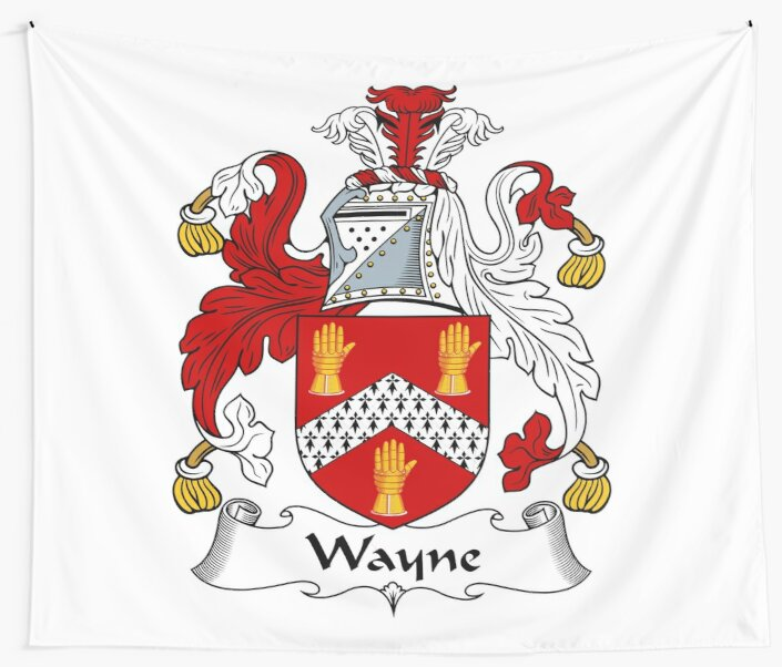 Wayne  by HaroldHeraldry