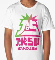 Splatoon 2 - Urchin Rock Long T-Shirt