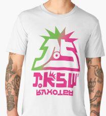 Splatoon 2 - Urchin Rock Men's Premium T-Shirt