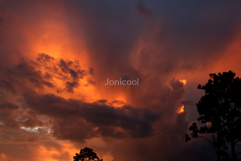 Evening Illumination by Jonicool