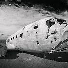 Plane Wreck by Dominika Aniola