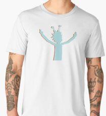 Rick - Rick & Morty Men's Premium T-Shirt