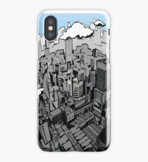 Persona 5 City iPhone Case/Skin