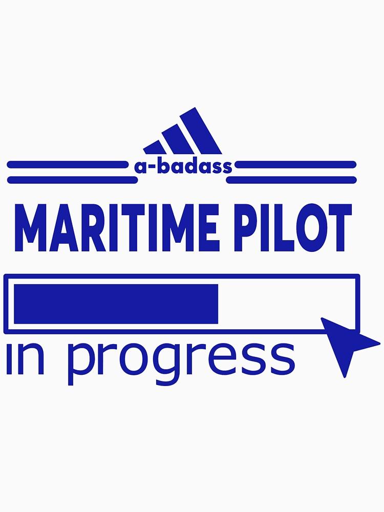 MARITIME PILOT by Larrymaris