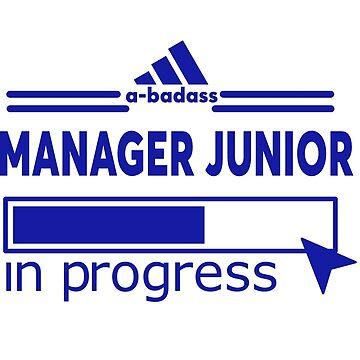 MANAGER JUNIOR by Larrymaris