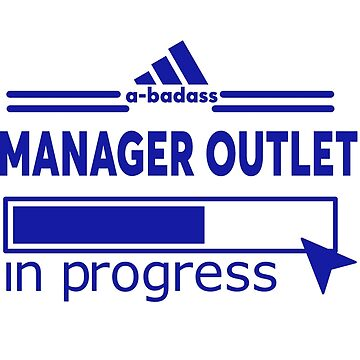 MANAGER OUTLET by Larrymaris