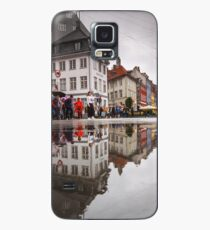 Rainy day reflections Case/Skin for Samsung Galaxy
