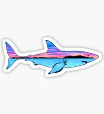 Channel Islands Great White Sticker