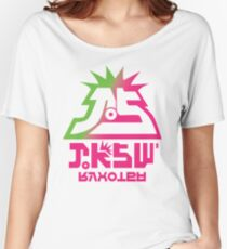 Splatoon 2 - Urchin Rock Women's Relaxed Fit T-Shirt