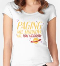 Mr. Morrow Women's Fitted Scoop T-Shirt