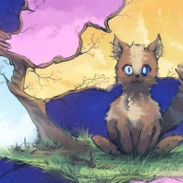 Eternity Cat - Anastazy by BluValor