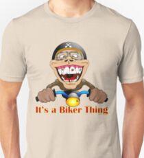It's a biker thing Unisex T-Shirt