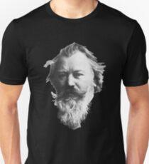 Johannes Brahms, great German composer Unisex T-Shirt