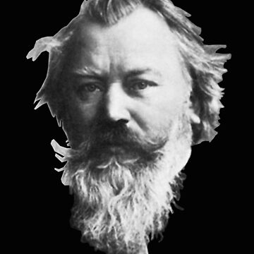 Johannes Brahms, great German composer by Thornepalmer
