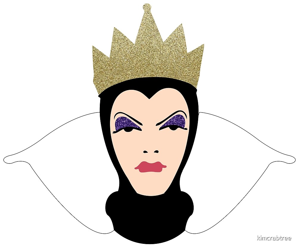 The Evil Queen by kimhutton