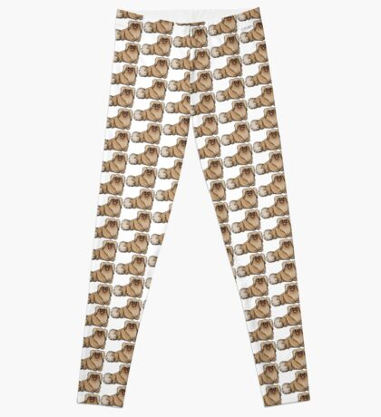 Pekingese Leggings