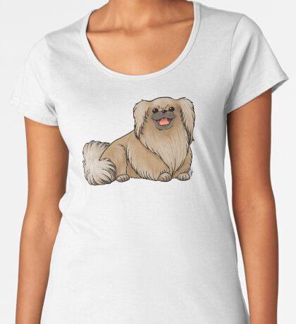 Pekingese Women's Premium T-Shirt