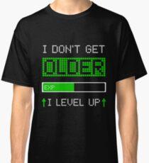I Don't Get older Gamer Gaming T-shirt Classic T-Shirt