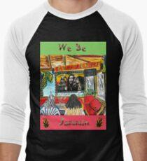 We Be Jammin Men's Baseball ¾ T-Shirt