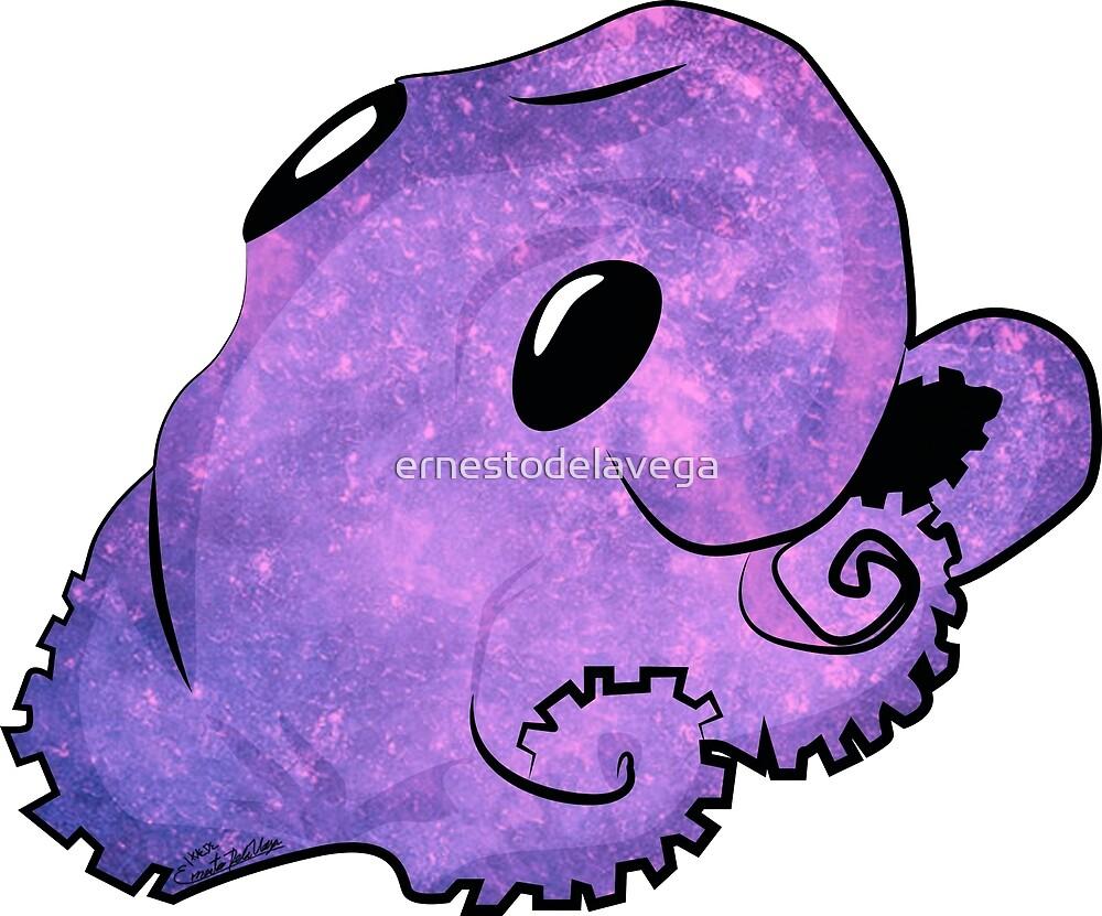 God save the octopus by ernestodelavega