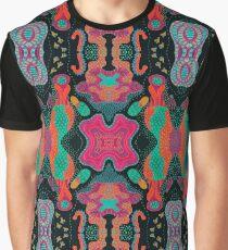 Colorful doodle Graphic T-Shirt