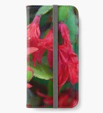 Cactus Flower iPhone Wallet/Case/Skin
