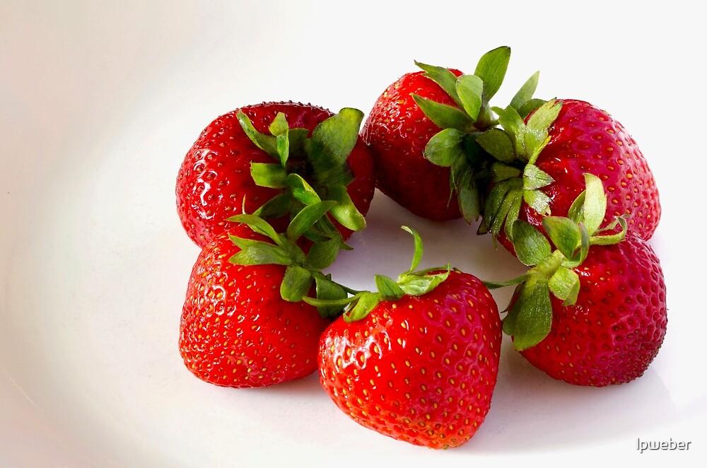 Strawberry Circle by lpweber