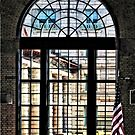View From Dahlgren Hall by Susan Savad