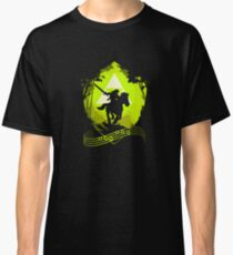 Zelda triforce rpg Classic T-Shirt