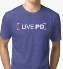 live pd Tri-blend T-Shirt