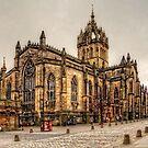 High Kirk of Edinburgh by Tom Gomez