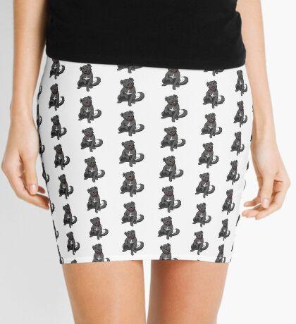 Lab Mix Mini Skirt