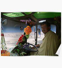 Shaheed Nadir's Pathan Space Truck Breaks Orbit Poster