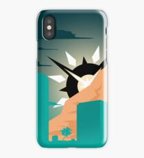 Alola - Solar Eclipse Poster iPhone Case/Skin