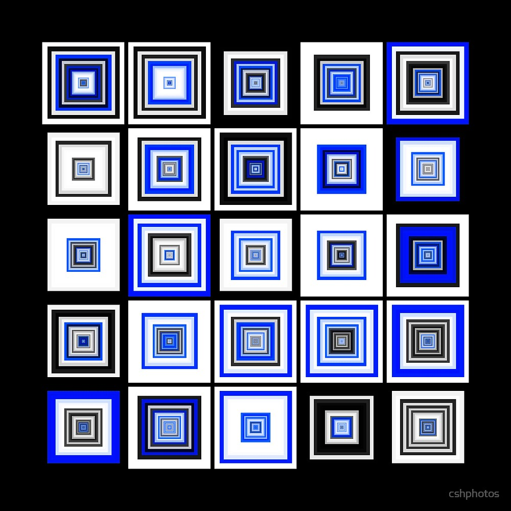 Black & Blue by cshphotos