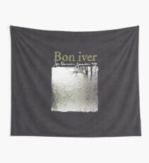 Bon Iver - For Emma Forever Ago Wall Tapestry