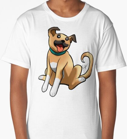 Boxer Mix Long T-Shirt