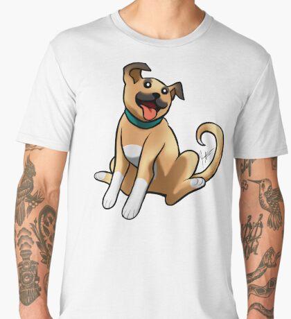 Boxer Mix Men's Premium T-Shirt