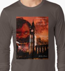 GORDON BROWN FUTURE I Long Sleeve T-Shirt