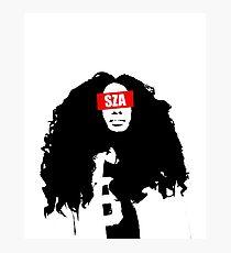 SZA Photographic Print