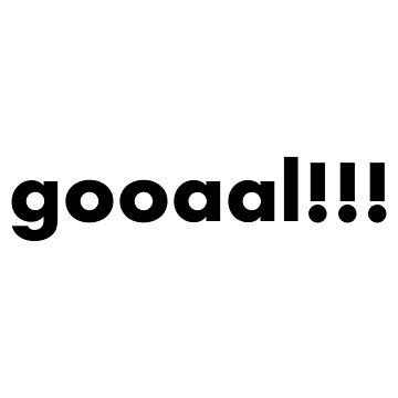 Goal!!! by lukassfr