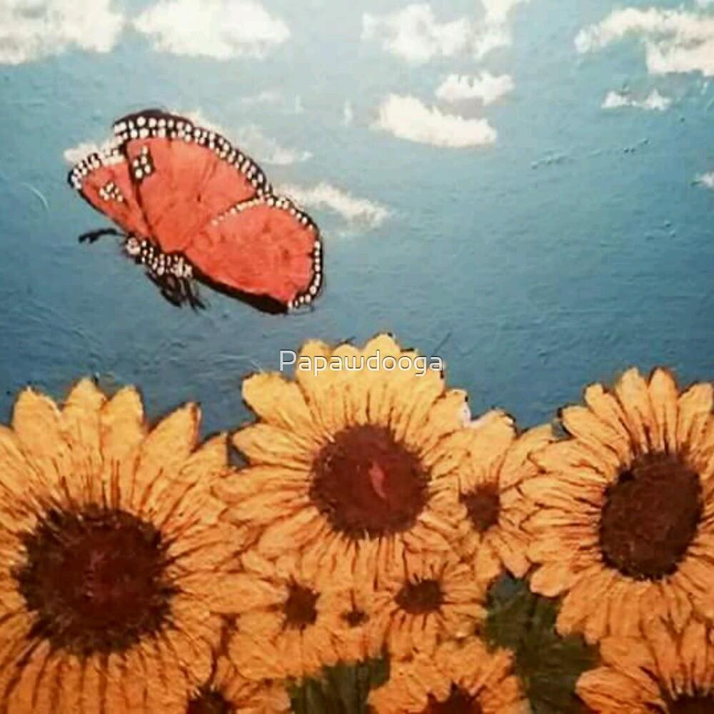 Peace garden by Papawdooga