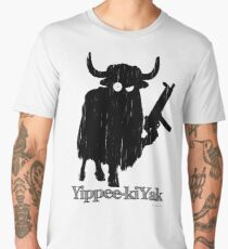 Yippee-kiYak Men's Premium T-Shirt