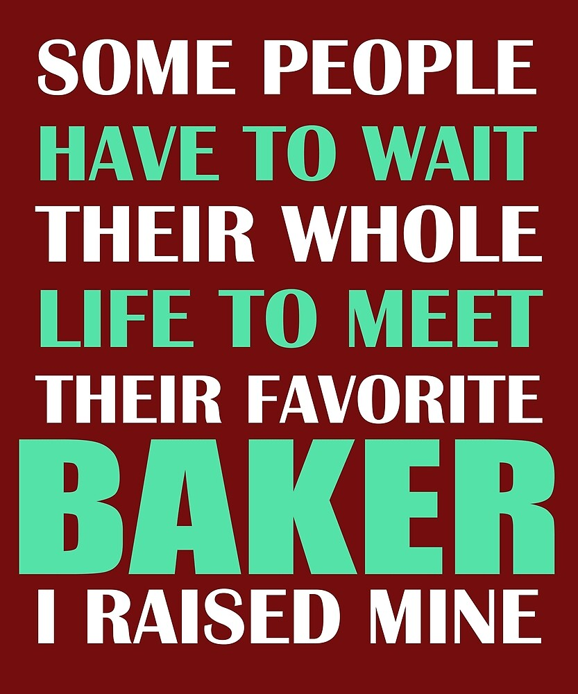 Baker by AlwaysAwesome