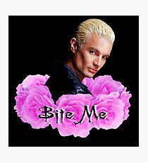 Bite Me Photographic Print