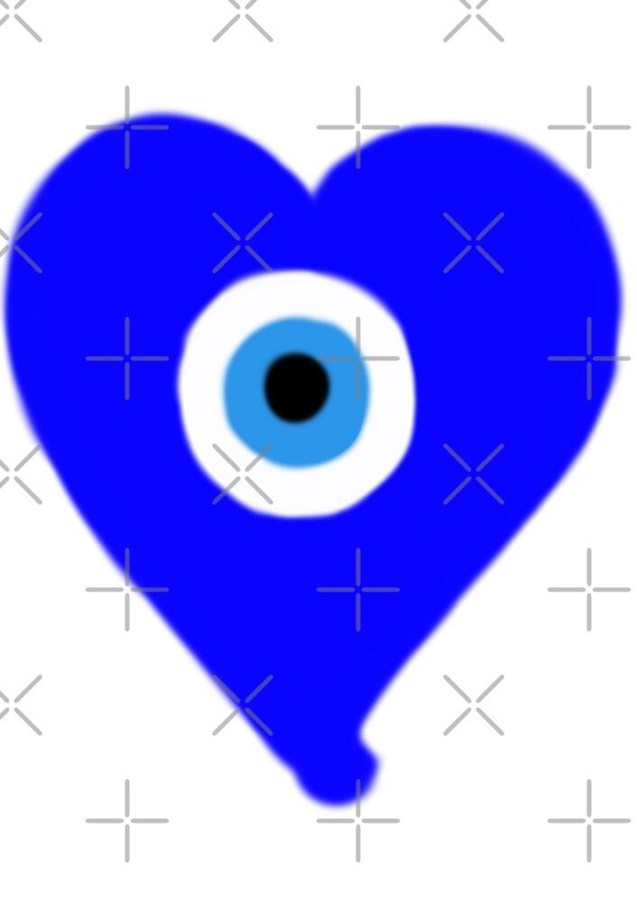Blue Eye by lizagreen